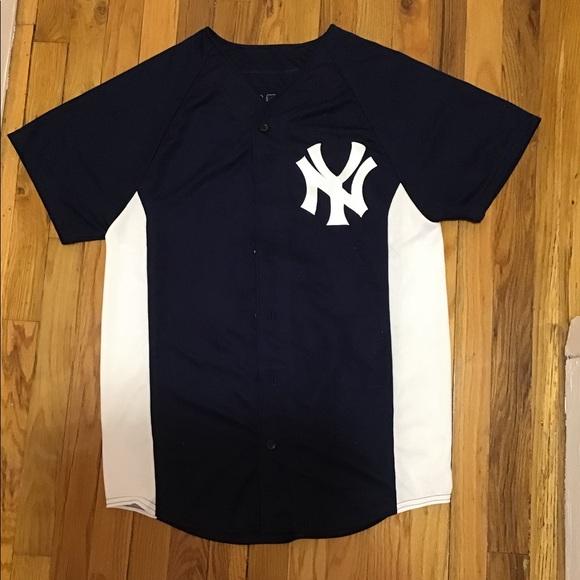the latest ec2c4 95b4e NY Yankees Mariano Rivera 42 Jersey